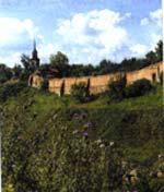 Стена Женского монастыря